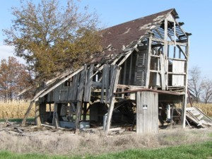 Similar Old Barn