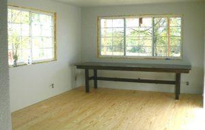 office build new floor