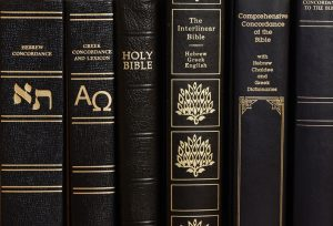 bible and study tools