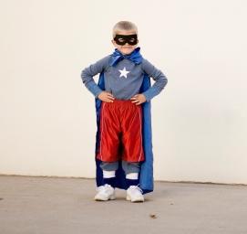 boy super kid