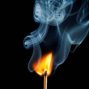 matchstick fire